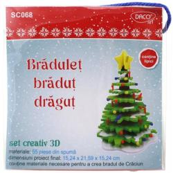BRADULET BRADUT DRAGUT SC068