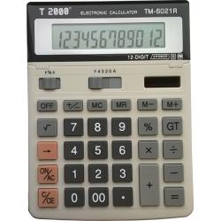 CALCULATOR 12D TM6021R
