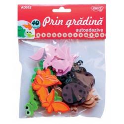 PRIN GRADINA AD092