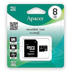 CARD MICRO SDHC 8GB