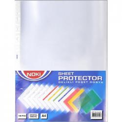 FILA PROTECTIE A4 CRISTAL NOKI