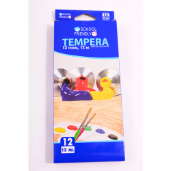 TEMPERA 12/SET MCTP12